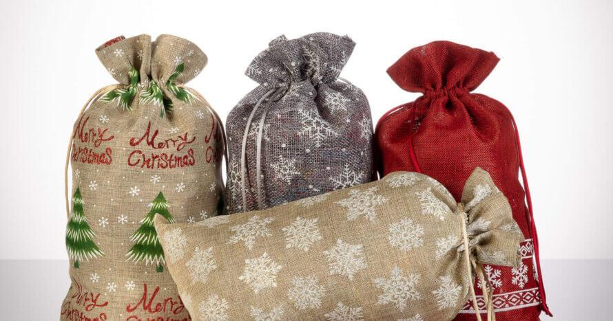 Kandyz Julsäck med motiv