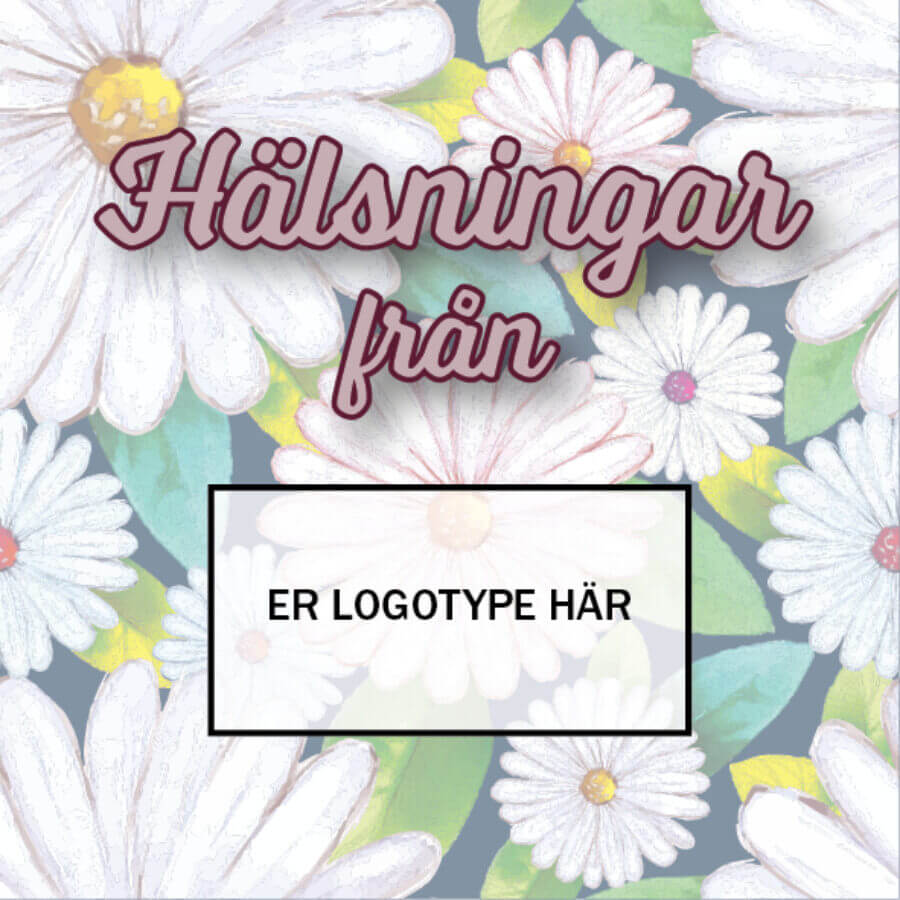 Hälsningskort hemsida