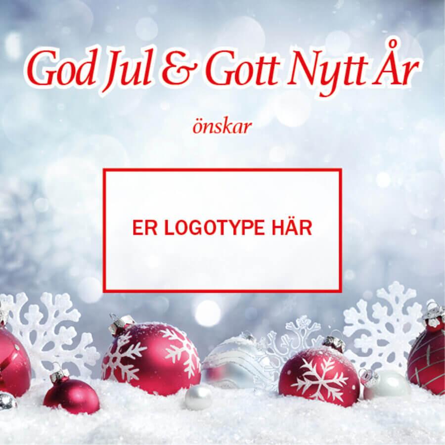 Hälsningskort hemsida Jul